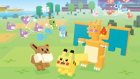 Pokémon Quest estará disponible en iOS y Android a partir de la semana que viene