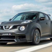 Nissan Juke-R 2.0, el pequeño Godzilla que puede dejar en vergüenza a presumidos autos deportivos