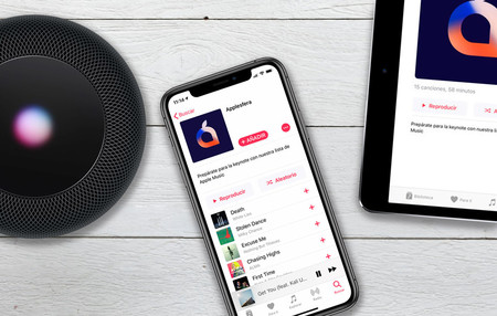 respuesta apple a Spotify
