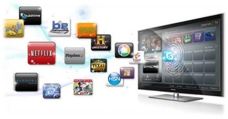 Instalando aplicaciones en el Smart TV