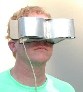 Telesphere Mask Demostration