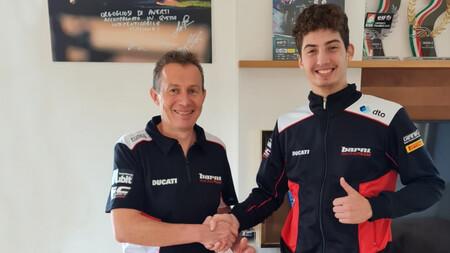 Bernardi Barni Racing Sbk 2022