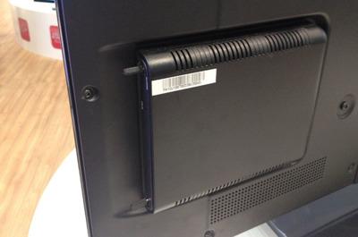 El televisor sin cables de Haier