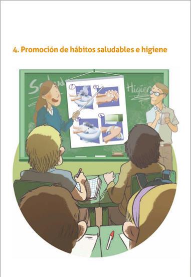 Guía escuela saludable y segura imagen
