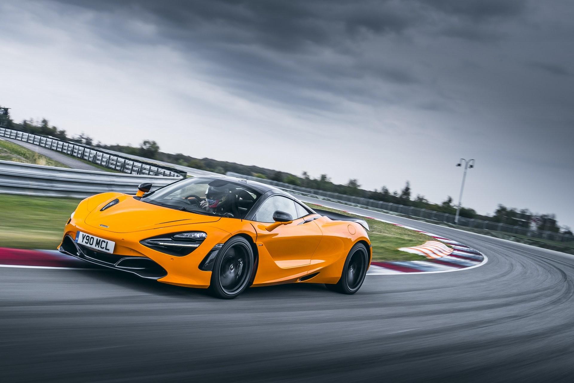 Foto de McLaren 720S Track Pack 2019 (3/12)