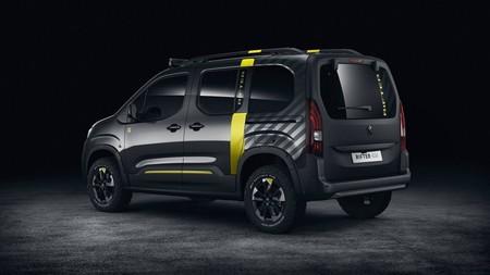 Peugeot Rifter 4x4 Concept 9
