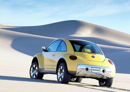 Volkswagen New Beetle Dune Concept 2000 1600 06
