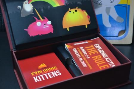 Exploding Kittens, primera edición