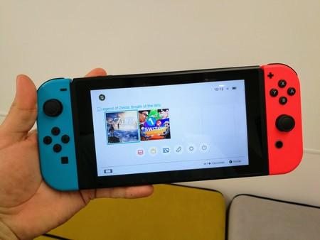 Nintendo Switch Portatil