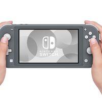 tuimeilibre nos deja la Switch Lite de Nintendo en color gris por sólo 179 euros esta semana