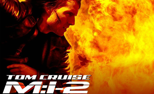 Mision Imposible 2 Poster