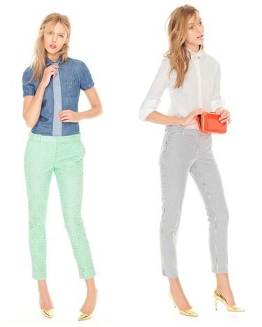 Nos vamos de tiendas para encontrar el perfecto estilismo working