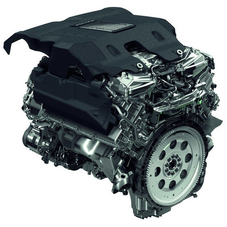 Range Rover Sport, motores