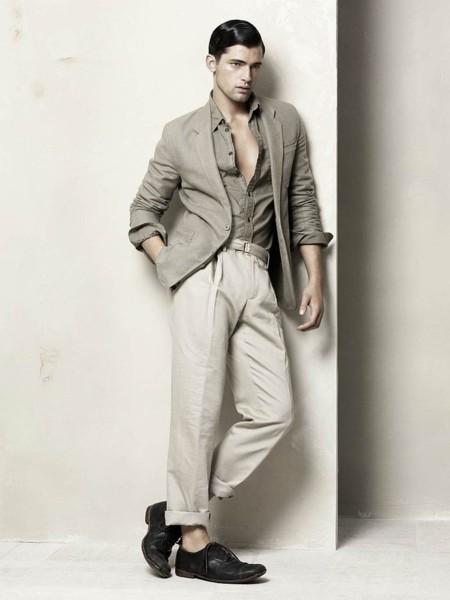 Zara, Primavera-Verano 2010: un hombre a la última y con estilo