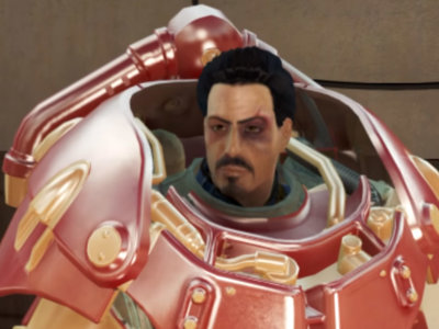 Hayas visto o no el tráiler de Civil War de Marvel, no te puedes perder el que han hecho con Fallout 4