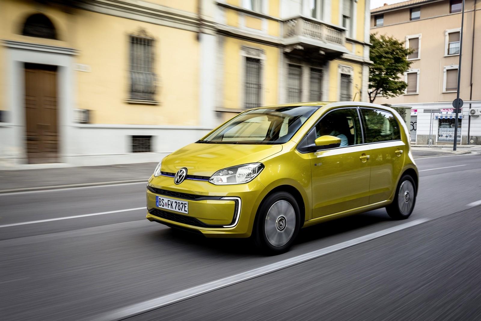 Foto de Volkswagen e-up! 2019 prueba contacto (9/33)