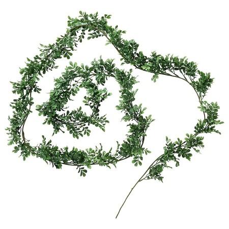 Smycka Guirnalda Planta Artificial Int Ext Boj 0916681 Pe785323 S5