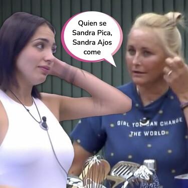 'Secret Story': Sandra Pica y Lucía Pariente inauguran la temporada alta de grandes movidas en 'La casa de los secretos'