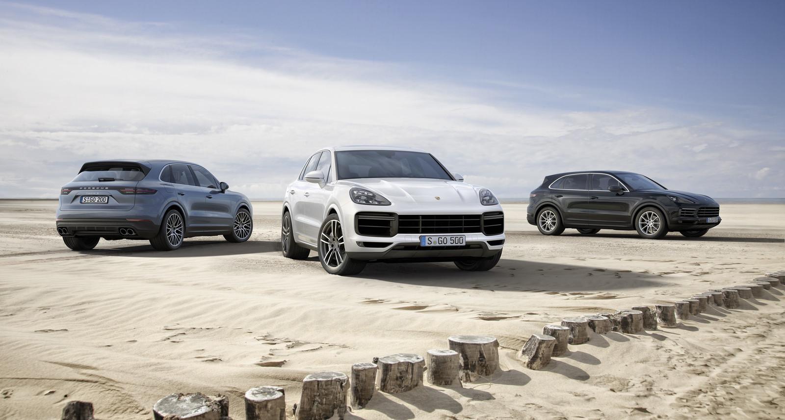 Foto de Porsche Cayenne S 2018 (9/57)