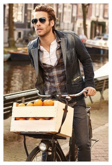 Campaña Hugo Boss Orange Otoño-Invierno 2011/2012, Jon Kortajarena suma y sigue