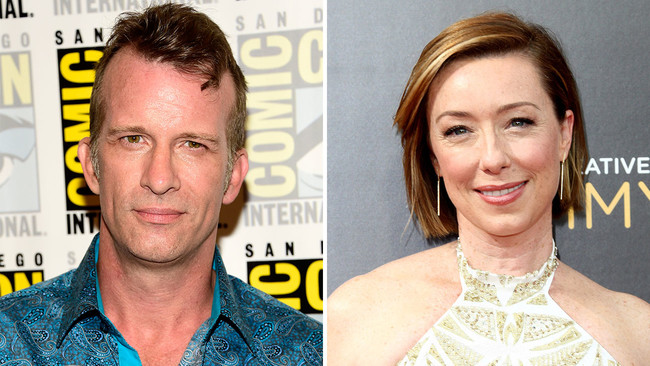 Thomas Jane Molly Parker
