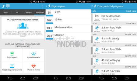 RunKeeper 4.4 para Android