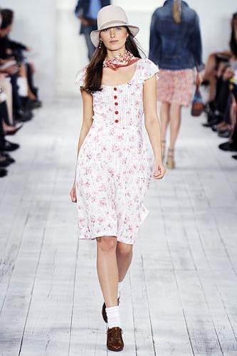 Foto de Ralph Lauren, Primavera-Verano 2010 en la Semana de la Moda de Nueva York (2/23)