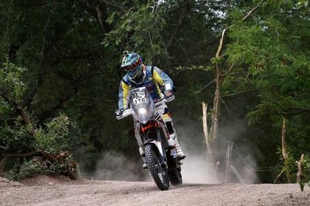 Christopher Cork Dakar2