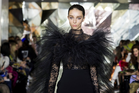 Lo mejor de New York Fashion Week Otoño-Invierno 2019/2020: Self Portrait, Custo Barcelona, Longchamp, Christian Siriano y Brandon Maxwell