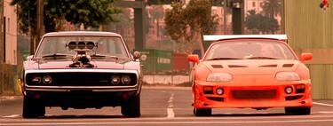 De cuando 'Fast & Furious' iba sobre coches: las monturas más míticas de Toretto y O'Conner