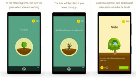 Forest para Windows Phone