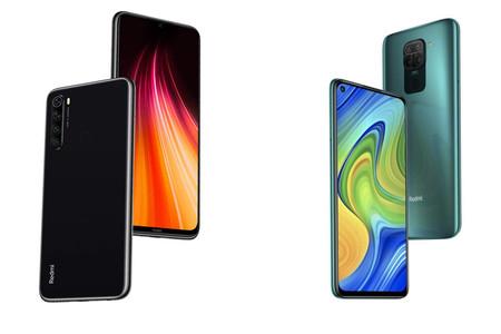 Xiaomi Redmi Note 9 y Note 9 Pro vs Note 8 y Note 8 Pro: todo lo que ha cambiado en los gama media de Xiaomi