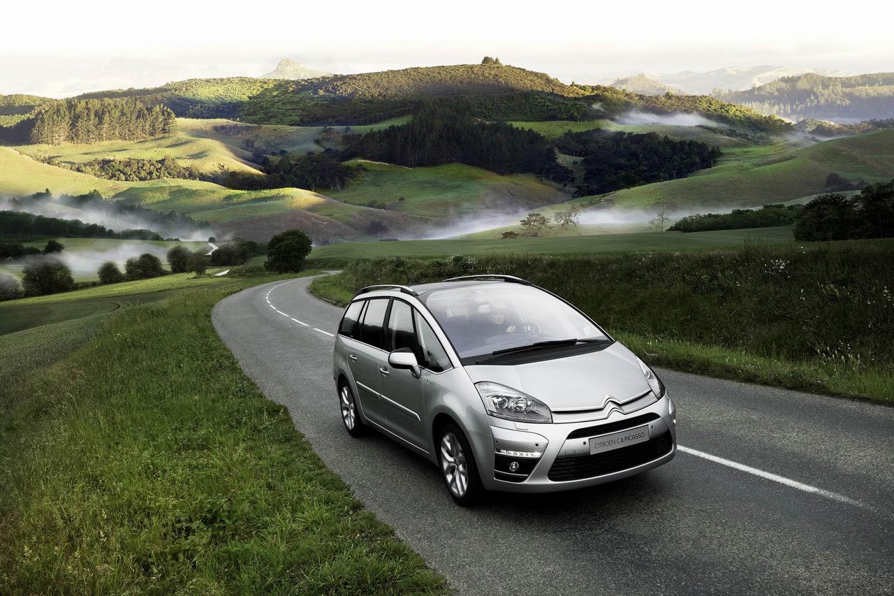 Foto de Nuevos Citroën C4 Picasso y Grand C4 Picasso (3/6)