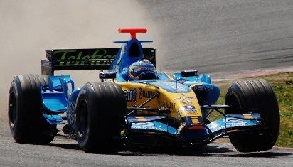 Tres horas metido en un Fórmula 1