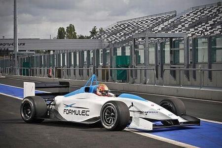 La villa olímpica de Londres podría albergar carreras de la Fórmula E