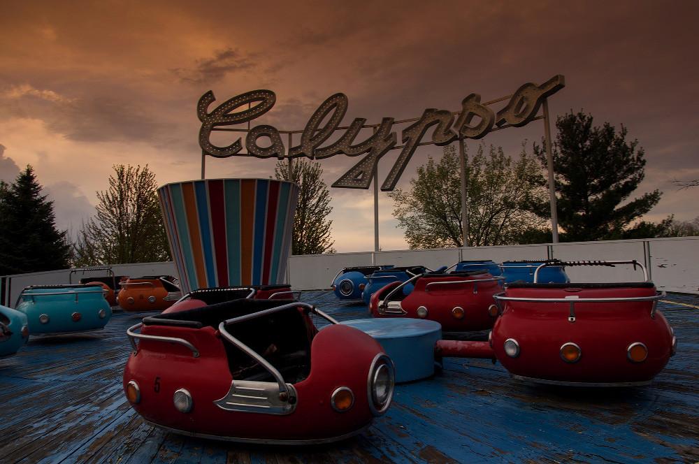 Abandonded Theme Park Seph Lawless 13