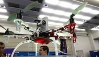Estos drones quieren dar cobertura WiFi en situaciones de emergencias