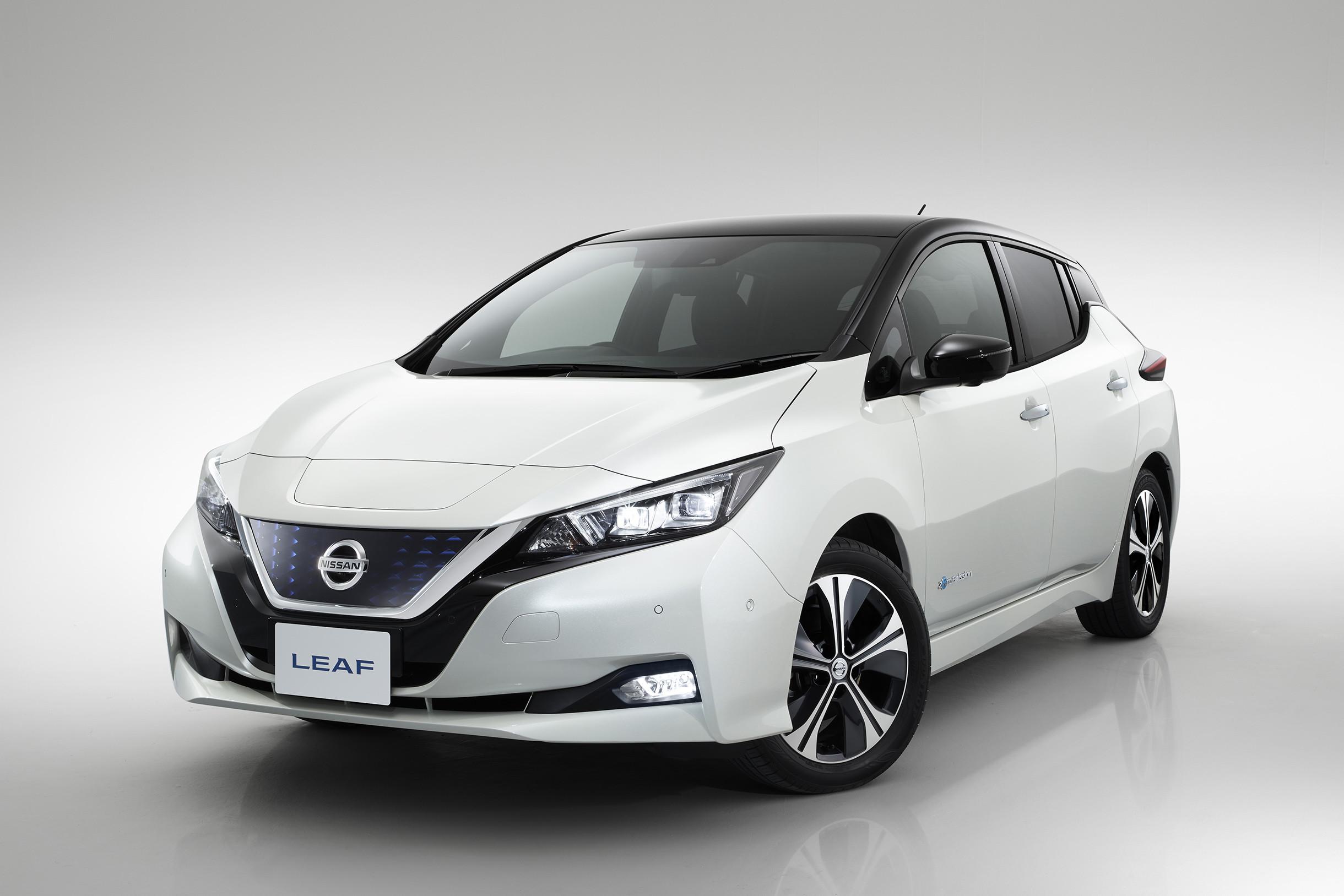 Foto de Nissan LEAF 2018 (6/53)