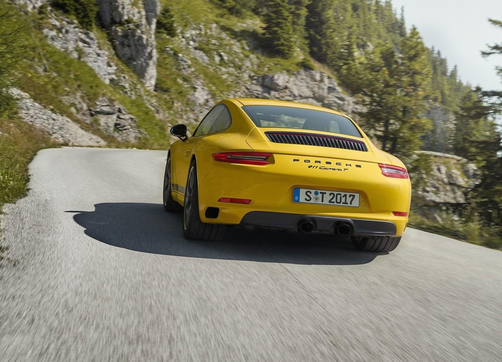 Foto de Porsche 911 Carrera T (7/13)