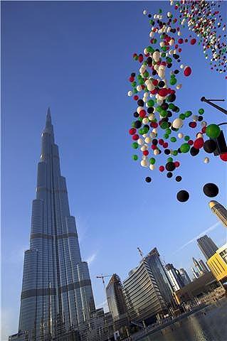 Foto de 'Burj Khalifa', nueva torre mítica en Dubai (3/5)