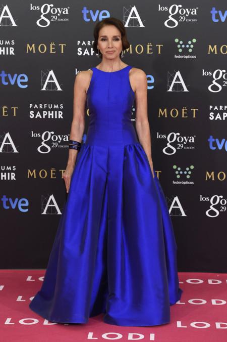 Ana Belen Goya 2015 Tot-Hom vestido
