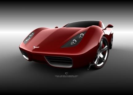 Ugur Sahin Corvette Z03