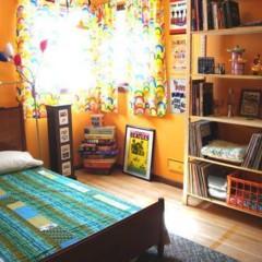 Foto 1 de 10 de la galería dormitorio-beatlemaniaco en Decoesfera