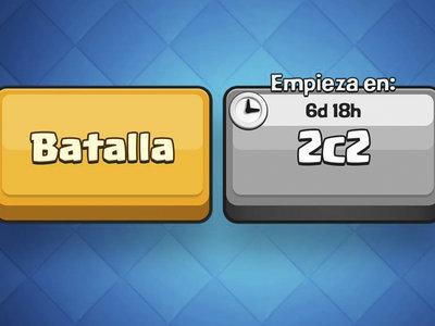 Clash Royale: vuelve el 2c2 y lo hace regalando 2.500 gemas gratis