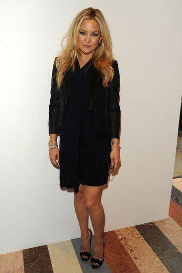 Las famosas más veraniegas en la presentación de Stella McCartney. Kate Hudson