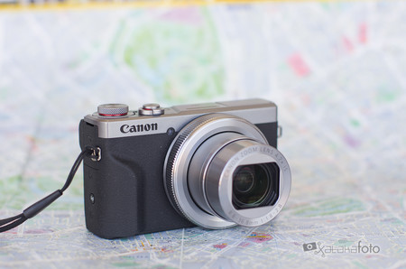 Review Canon G7x Ii