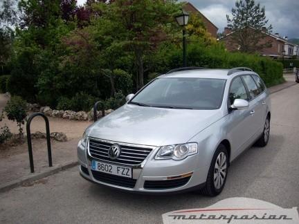 Volkswagen Passat Variant Bluemotion, prueba (parte 1)