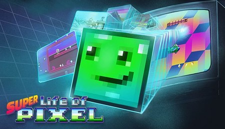 Super Life of Pixel, un viaje necesario para comprender la evolución de los videojuegos desde los 8 hasta los 32-bits