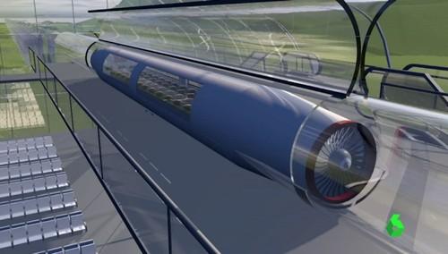 Viajar a 1200 km por hora será posible en tres años
