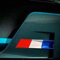 El Bugatti Divo se asoma en este teaser y confirma que quiere parecerse al Vision Gran Turismo